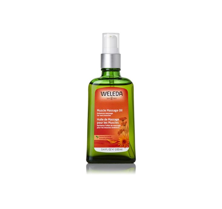 Weleda Muscle Massage Oil - Arnica 100ml