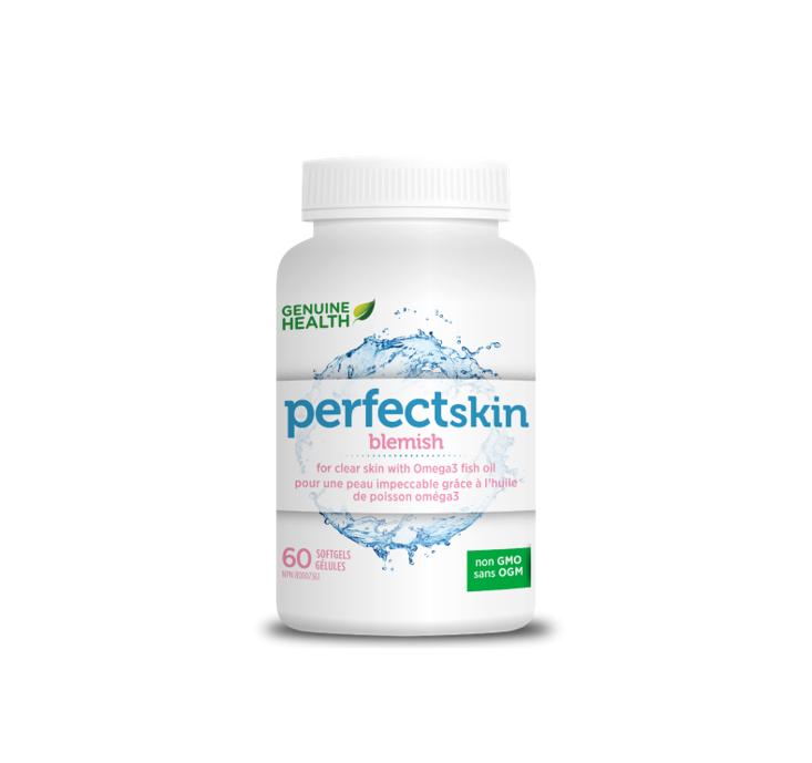 Genuine Health Perfect Skin 60 Softgels