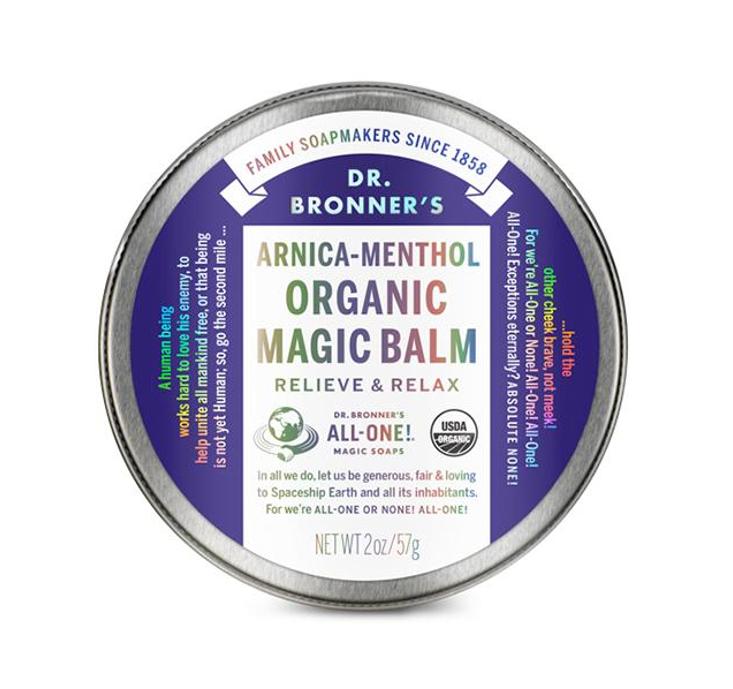 Dr. Bronner's Organic magic balm 2oz menthol